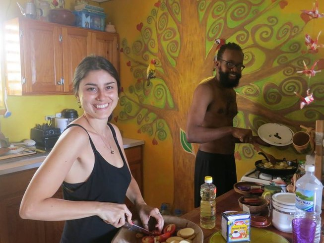 4 Days Cooking and Yoga Retreat in Jamaica