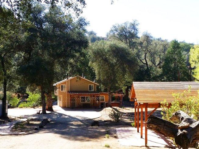 4 Days Christmas Vegan Cuisine, Meditation and Yoga Retreat California
