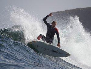 7 Days Beginner Surf Camp in NGor Island, Senegal