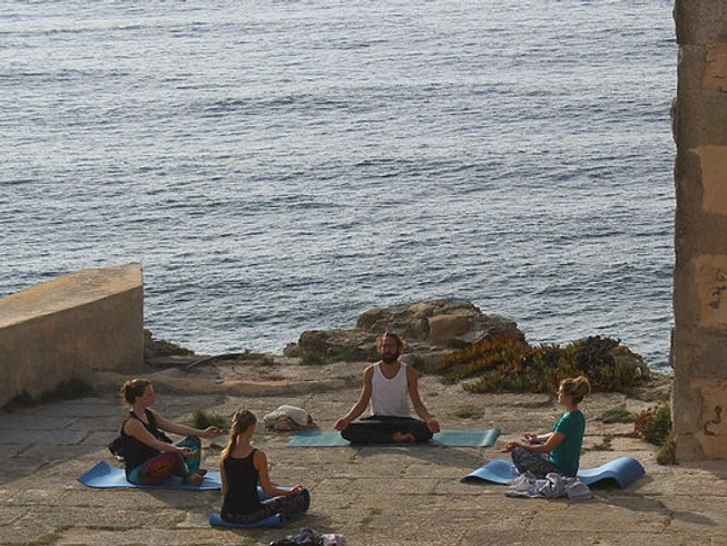 8 Days Recharging Surf and Yoga Retreat in Lisbon, Portugal