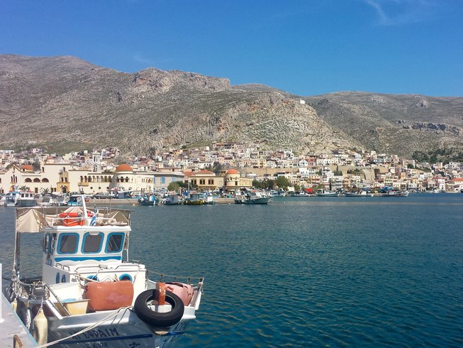 8 Days Climbing and Yoga Retreat in Kalymnos, Greece