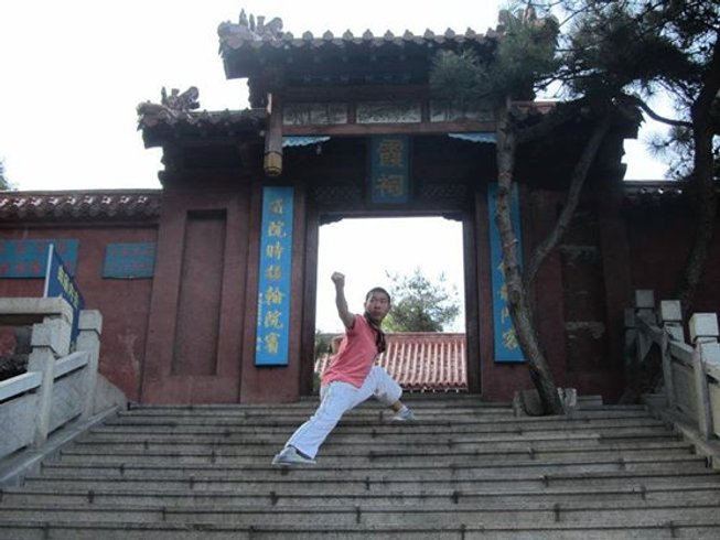 6 Months Advance Tai Chi and Kung Fu Training in China