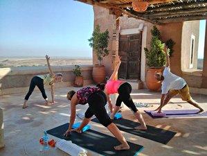 5 Days Yin Yang Yoga Retreat in Marrakech, Morocco