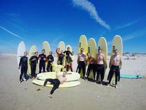 8 Days Yoga and Kite Surf Camp in Costa da Caparica, Portugal