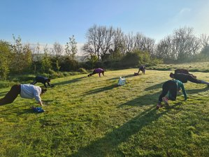 4 Day Time to Thrive Shine Bright Yoga and Wellness Retreat in Carmarthenshire, Wales