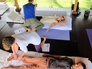 8 Days Thai Yoga Massage Residential Yoga Retreat in Bali, Indonesia