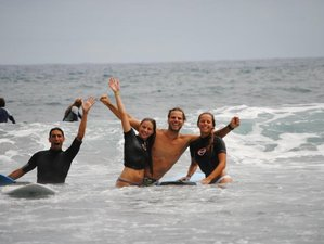 8 Day Authentic MSL Yoga and Surf Camp in Calheta, Madeira Island