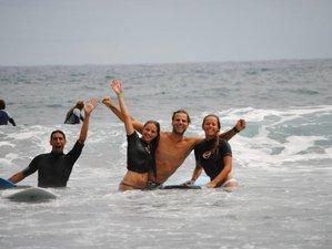 8 Tage Authentisches MSL Yoga und Surf Camp in Funchal, Madeira