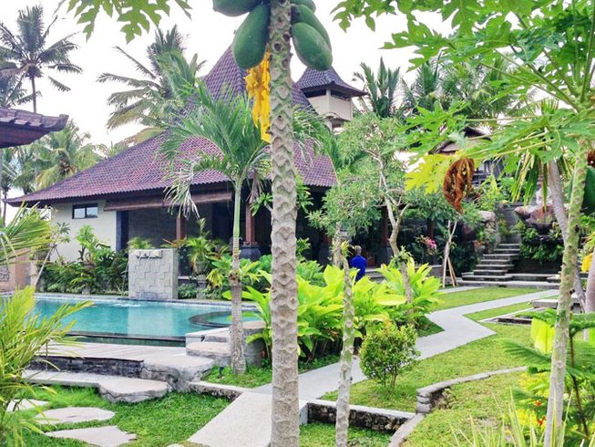 4 Days Peaceful and Relaxing Yoga Retreat in Bali, Indonesia