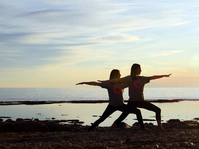 5 Days Healthy Gut Yoga Break in Spain