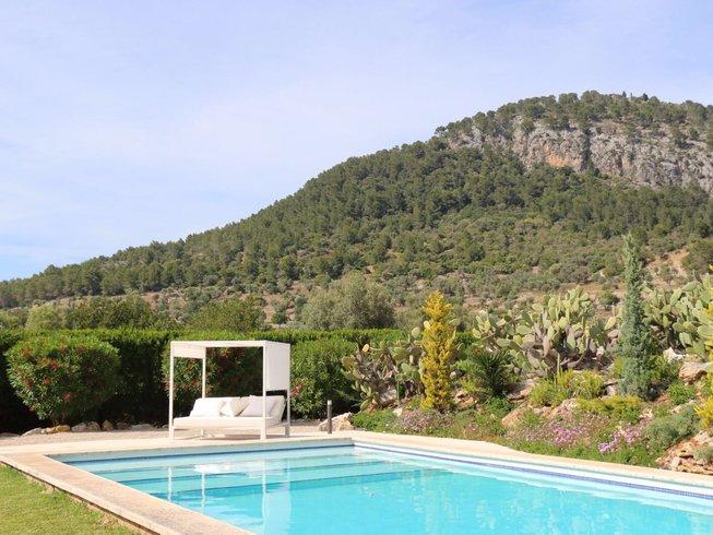 4-Daagse Luxe Ashtanga Yoga Retraite in Mallorca, Spanje