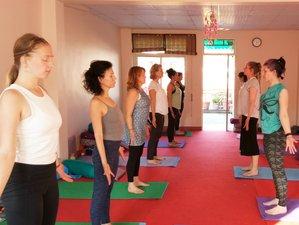 14 Day 100-Hour Foundation Yoga Teacher Training in Rishikesh, Uttarakhand