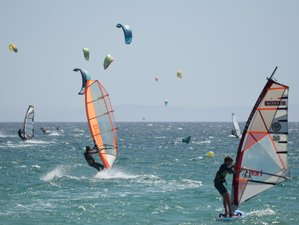 5 Day Dynamic Windsurfing Training Camp for All Levels in Estepona, Costa del Sol