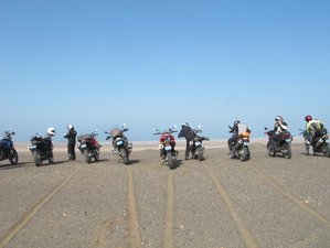 9 Days Classic Inca Motorcycle Tour in Peru