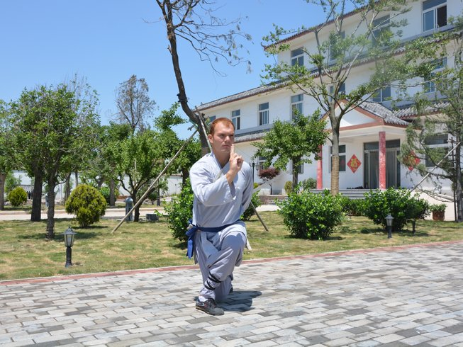 2 Months Tai Chi, Wing Chun, Kung Fu Training in China