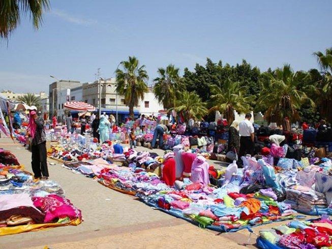 6 Tage Restorative Yoga & Surf Urlaub in Marokko