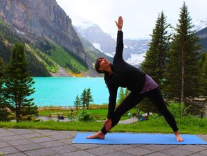 3 Days Fall Wellness Meditation and Yoga Retreat Alberta, Canada