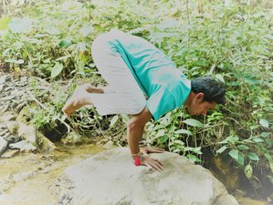 31 Days 300-Hr Yoga Teacher Training in Rishikesh, India