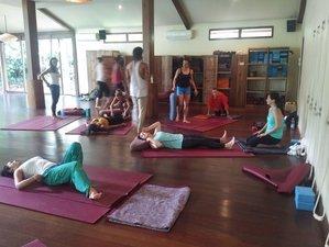 3 jours en stage de yoga, qigong et rééquilibrage pour hommes à Ubud, Bali