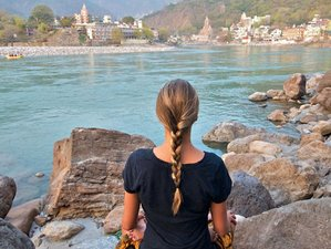 42 Days 200-Hour Yoga Teacher Training in India