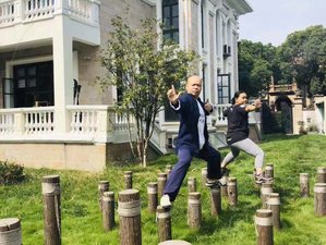 14 Day Taichi, Meihuaquan and Chinese Martial Arts Training in Jiading, Shanghai