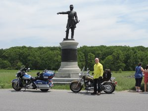 2 Day Historic Gettysburg Guided Motorcycle Tour in Pennsylvania
