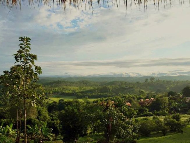 7 Days Alkaline Balancing Diet and Meditation Retreat in Chiang Mai, Thailand