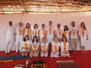 26 Days 200-Hour Multi-Style Yoga Teacher Training in Rishikesh, India