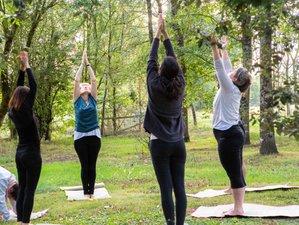 4 jours en stage yoga et massage, en pleine nature en marais poitevin, Vendée