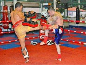 1 Week Muay Thai Training in Pattaya, Thailand