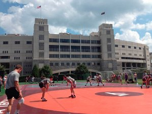 6 Days Wrestling Camp in Virginia, USA
