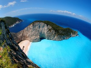 6 Day 'oss' Brazilian Jiu Jitsu & Fitness Training Camp in Zakynthos