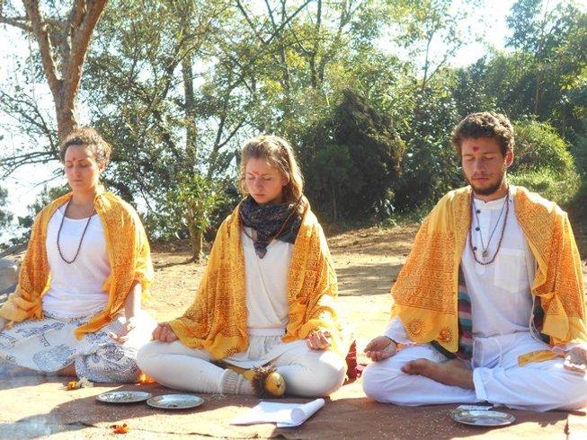 30 Days 300-Hour Advanced Yoga Teacher Training in Kathmandu, Nepal