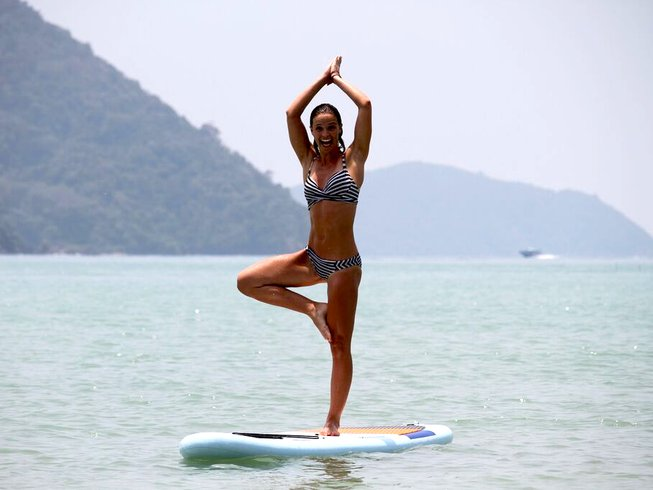 29 Days Fitness, Nutrition, and Yoga Retreat in Phuket, Thailand