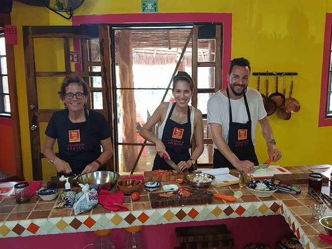 5 Days Culture & Cooking Holiday in Mexico