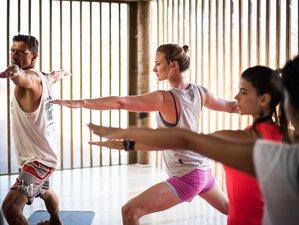 5 jours en semi-retraite de yoga à Lisbonne, Portugal