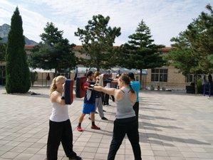 1 Year Kung Fu Training in Kunyu Mountains, Shandong