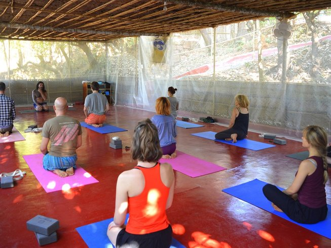 7 días retiro de yoga Hatha en Ko Phangan, Tailandia