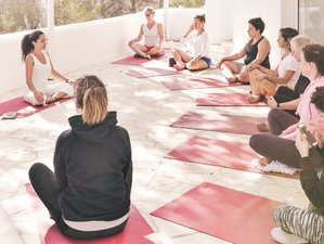 7 Days Vinyasa Yoga Retreat in Ibiza