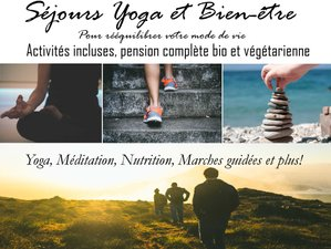 3 jours en week-end de yoga et bien-être pour vous faire du bien à Salles-la-Source, Aveyron