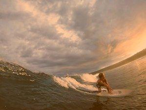 7 Day Yoga and Surf Camp in Praia da Vitória, Terceira Island