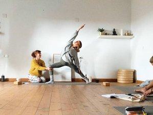 29 Day 300-Hour Ashtanga and Vinyasa Flow Yoga Teacher Training in Cadiz, Andalusia