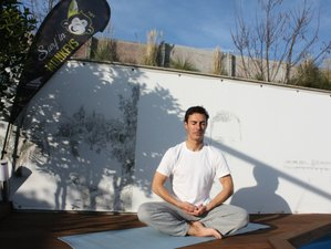 8-Daagse Budget Surf en Yoga Retraite in Portugal