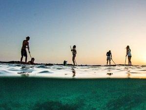 15 Tage Spanisch Kurs und SUP Camp in Corralejo, Fuerteventura