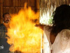 4 Days All Inclusive Ayahuasca Yoga Retreat in Olon, Ecuador