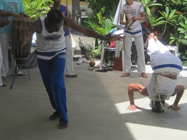 Capoeira- Holidays in Salvador da Bahia
