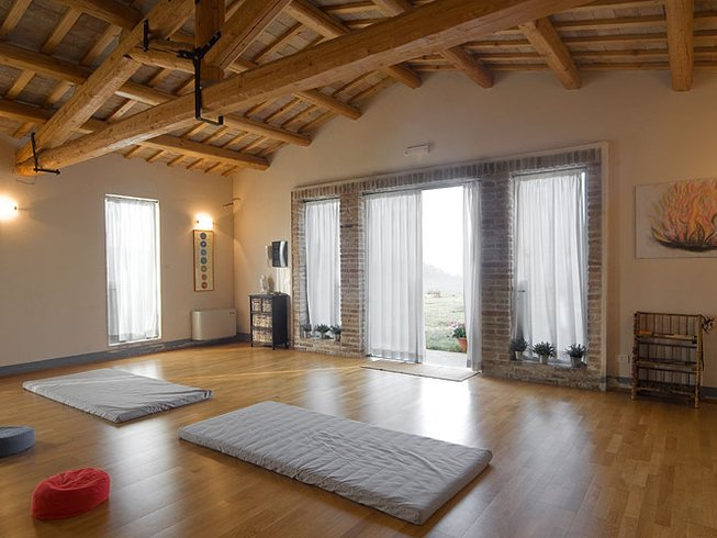 6 Days Easter Yoga Retreat in Italy