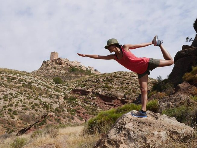 7 Days Chakra Journey Yoga Retreat in Murcia, Spain