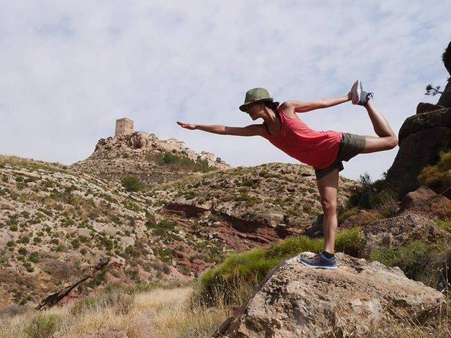 7-Daagse Vinyasa en Herstellende Yin Yoga Retraite in Murcia, Spanje