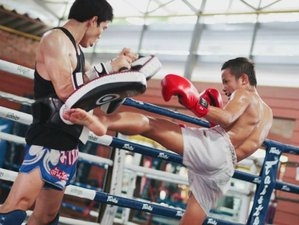 1 Month Study Muay Thai at Thailand Muay Thai School